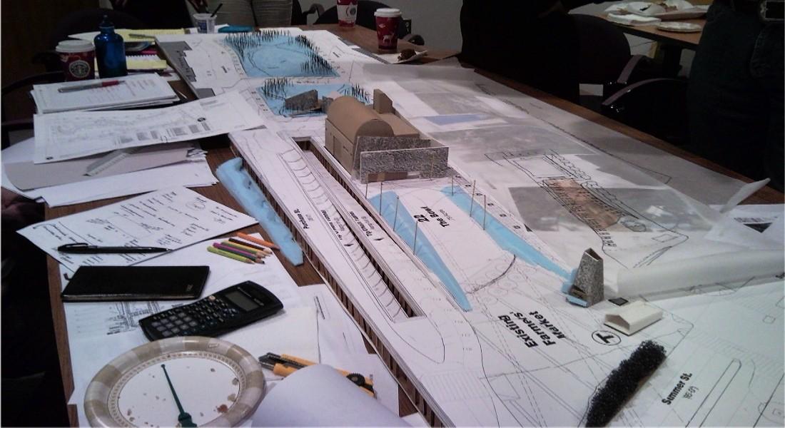 Rose Kennedy Greenway Mathison Mathison Architects